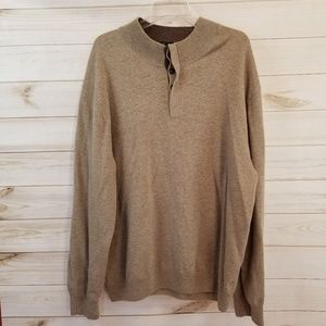 JoS. A. Bank men's wool sweater size XXL